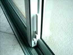 patio door security bar security patio doors sliding door security bar burglar bars for sliding glass
