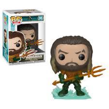 <b>FUNKO POP</b>! HEROES: Aquaman - <b>Arthur Curry in</b> Hero Suit ...