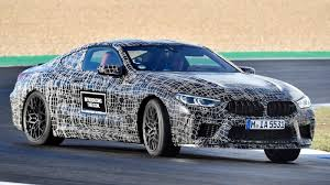 With 661 hp on tap, this might be even more powerful the upcoming m8. 2020 Bmw M8 Coupe With Over 600 Hp Shown Testing
