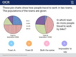 Interpreting Pie Charts Worksheets Gcse Best Picture Of