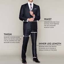 Blazer Sleeve Length Chart Size Guide To Tarocash Mens Clothing