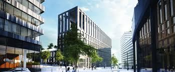 green office building. Brilliant Building Green Office Enjoy  Architectes  Baumschlagereberle Architectes Et  Scape Crdits In Office Building E