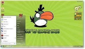 Angry Birds Windows 7 Themes für Windows - Download