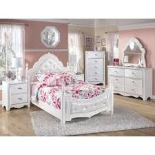 girls bed furniture. emma four poster configurable bedroom set girls bed furniture g