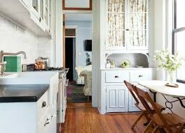 Simple Country Kitchen With Breakfast Nook Bench Height Cool