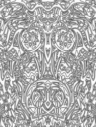 Small Picture 15 CRAZY Busy Coloring Pages for Adults Coloring pages for