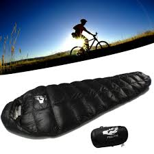 Ultralight Winter Down Outdoor Camping Sleeping Bag For Camping Cold