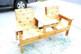 wooden outdoor table plans. Wooden Garden Furniture Plans Wood Patio Cozy Outdoor Table Regarding Pdf D