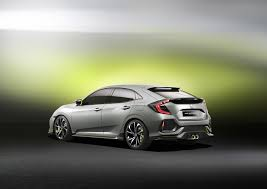 honda civic hatchback 2016. Modren Hatchback 2016 Honda Civic Hatchback Prototype Coming To New York International Auto  Show In O