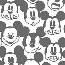 ミニーマウス モノクロの画像9点完全無料画像検索のプリ画像bygmo