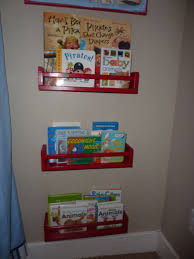 furniture wall bookshelves for kids be equipped with small study
