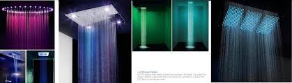 shower led lighting. Large Size Of Shower:led Lights For Shower And Recessed Lighting Design Ideas Fancy Heads Led O