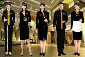 hospitality uniforms front desk design ideas