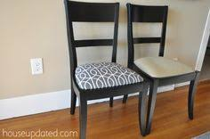 recovering dining chairs with dwell studio bella porte charcoal fabric recover dining chairsdining room