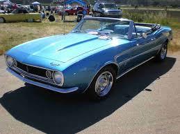 Showdown – 1967 Pontiac Firebird vs. 1967 Chevy Camaro - Cool ...