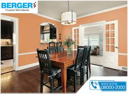 Peach Kitchen Try Peach Country Of Elegance Emulsion In Your Dining Room
