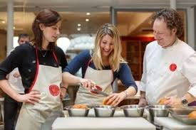 Cours De Cuisine à Lyon Latelier Des Chefs