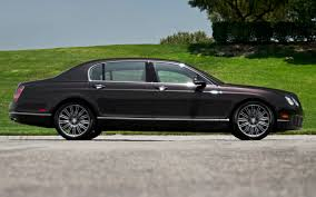 2012 Bentley Continental Flying Spur Speed Specs and Photos ...