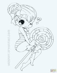 Cute Chibi Anime Coloring Pages Coloring Pages Cute Anime Coloring