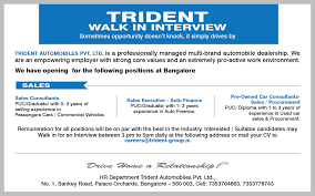 Automotive Jobs Employment And Career Opportunities From Trident