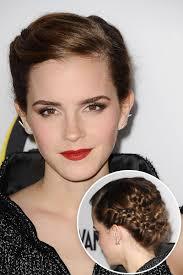 Emma Watson Hair Style 15 wedding braids we love best celebrityinspired bridal braided 1002 by wearticles.com