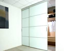 wide closet door ideas acrylic closet doors bedroom closet door wide white slide frosted glass closet