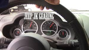 Jeep Jk Regear Chart