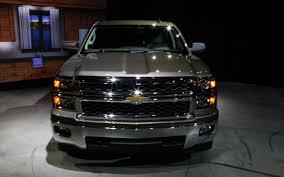 2014 Chevrolet Silverado First Look - Truck Trend