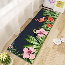 black green pink flamingo kitchen rugs flamingo rugs with free for home decor