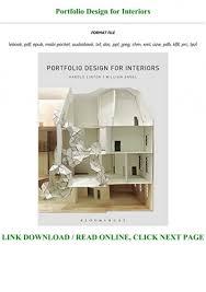 p d f d o w n l o a d portfolio design