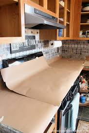 how to paint kitchen cabinets 6