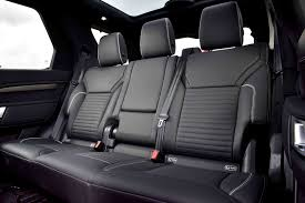 app controlled rear seats in new land rover discovery darn clever but too clever