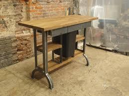 kitchen island cart industrial. Incroyable Kitchen Island Cart Industrial On Wheels 700x700