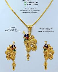 Latest Locket Set Designs In Gold Pin By Shiv Automobiles On My Favrt Jewellery Gold Ring