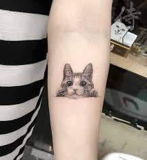 Nejlepší Kočičí Tetování Aneb Když Tetování Ožije