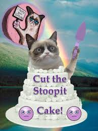 grumpy cat birthday quotes. Simple Birthday Happy Birthday From Grumpy Cat On Quotes I