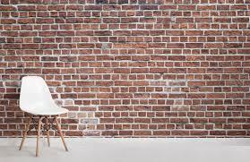 Red brick furniture Urbanfarm Co Next Octeesco Weathered Red Brick Wallpaper Wall Mural Muralswallpapercouk