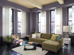 living room paint color ideas dark. Besf Of Ideas, Living Room Paint Colours Purple Wall Glass Window Panel Green Sofa Color Ideas Dark S