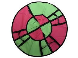 <b>Тюбинг Hubster Хайп 100cm</b> Pink Light Green ВО4671 7 - Чижик