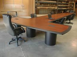 tables for office. T-shaped Conference Table With Power And Data Modules Tables For Office