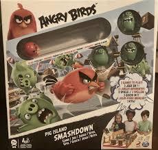 Angry Birds Dawn Of Piggy Island