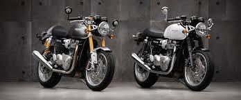 triumph thruxton motorcycle the evolution of a clic café racer