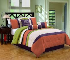 Green And Purple Room Decorating With A Triadic Color Scheme In The Bedroom