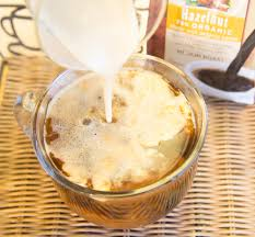 the marriage of coconut cream and maple syrup in this vegan creamer will turn your mug of teeccino into such a delicious treat you will be yearning for