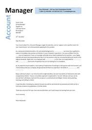 Account Director Cover Letter Cover Letter Examples Templates