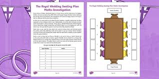 Seating Chart Royal Wedding Seating Chart Logic Puzzle Www Bedowntowndaytona Com
