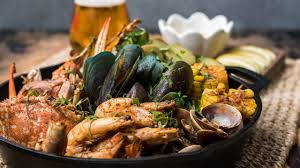 Seafood Bucket Recipe - YouTube