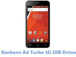 Download Karbonn A6 Turbo 3G USB Driver ...