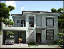 Appealing Simple And Modern House Design Contemporary - Best idea .