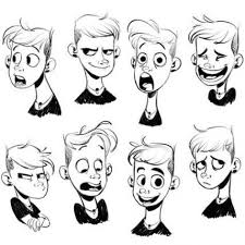 43 Super Ideas Drawing Tutorial Simple Animation Cartoon Drawings Cartoon Sketches Cartoon Character Design